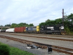 NS 5222 & CSX 8815